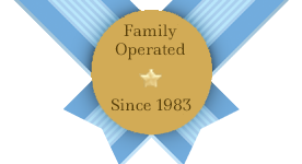 Family Operated since 1983
